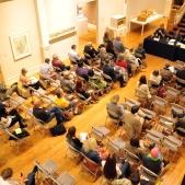 Third Thursday at California Historical Society, November 2013. Photo by Joseph Driste.